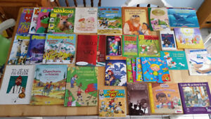 Children's french books