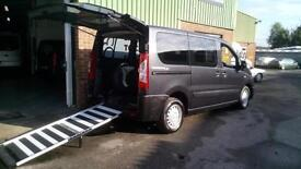 2013 Peugeot Expert Tepee 2.0HDi AUTOMATIC RARE Wheelchair Accessible Vehicle