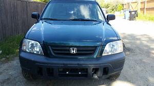 1997 Honda CR-V SUV, Crossover