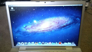 """15"""" Macbook Pro A1211 older but like new"""
