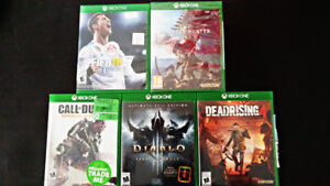 Cheap Xbox One Games [Selling]