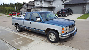 1991 Chevy Silverado C/K 1500 with Insurance Inspection