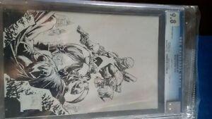 Comic Deathmatch #1 - Cover C - CGC Graded 9.8 Kitchener / Waterloo Kitchener Area image 1