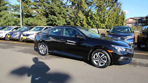 2016 Honda Civic LX Sedan Lease Take Over