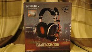 Razer Battlefield 4 Blackshark Headset