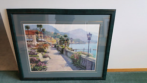 Beautiful large picture frame