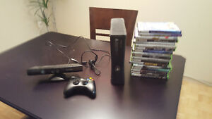 4 GB XBOX 360 and games