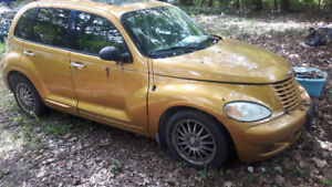 ***PT CRUISERS PARTING OUT***  DON'T MISS IT!