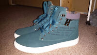 Brand New Men Casual High Top Canvas Sneakers