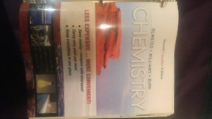 Chemistry Second Canadian Edition; Olmsted, Williams, Burk