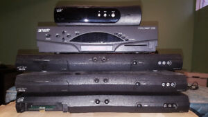 BELL 301 SATELLlTE AND ROGERS / BELL TV RECEIVERS 4 SALE
