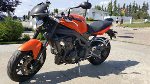 2009 Triumph Speed Triple for sale