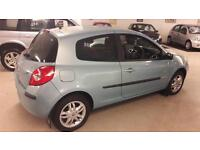 Renault Clio 1.2 16v ( 75bhp ) Rip Curl only 63,415 miles