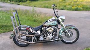 1995 Harley Softail 124ci S&S Custom