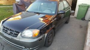 2005 Hyundai Accent 5 door