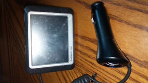 GARMIN GPS +CHARGERFOR VEHICLES..ONLY 20.00