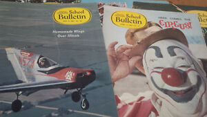 Lot of 57 National Geographic School Bulletins Kitchener / Waterloo Kitchener Area image 5