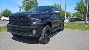 2017 Dodge Ram 1500 Sport Black out Edition Pickup Truck
