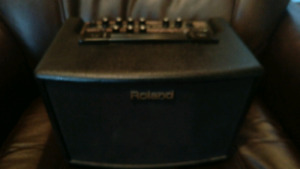 New Roland amplifier