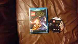 Star wars the force awakens Lego video game
