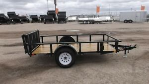 ATV TRAILER - 2017 HH TRAILERS 5.5X10' RS UTILITY