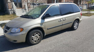 Dodge caravan 2006 for sale