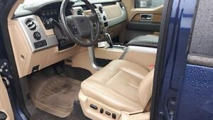 2011 F150 CREW  4X4  LARIAT  SUNROOF  LEATHER  A MUST SEE TRUCK. Windsor Region Ontario image 3