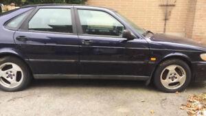 1999 Saab 9-3 $800 OBO