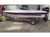 SPEED BOAT / Wake Board Boat
