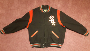 Mitchell and Ness Chicago White Sox Jacket size 52/XL