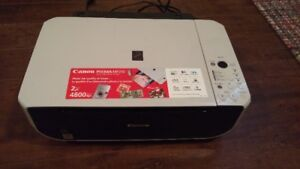 Canon Pixma MP210 printer/scanner