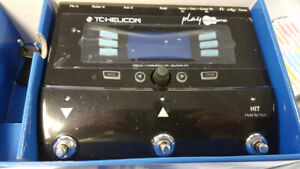 TC HELICON PLAY ACOUSTIC FOR SALE.