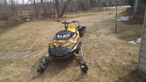 Nice Sled...Goes like heck...modified steering and suspension