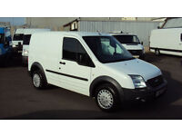 2012 FORD TRANSIT CONNECT WHITE DIESEL VAN 1.8TDCi ( 90PS ) DPF T220 SWB