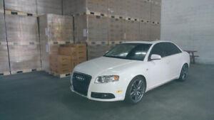 Audi A4 B7 2.0T S-Line Quattro 2008...$3600.00 ou échange.