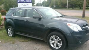 2010 CHEV EQUINOX LS AUTO-LOADED-93000KM-NICE VEHICLE!