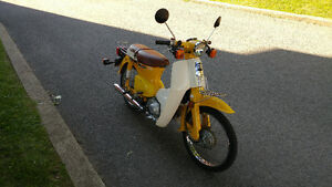 HONDA PASSPORT C70 1982