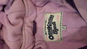 Girls oshkosh winter jacket Kitchener / Waterloo Kitchener Area image 2