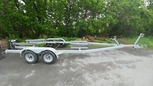 Trailer for up to 30 foot boat
