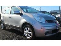 2008 58 NISSAN NOTE 1.4 ACENTA 5D 88 BHP