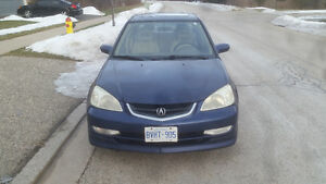 2003 Acura EL Sedan For Sale Kitchener / Waterloo Kitchener Area image 2