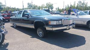 Cadillac fleetwood lowrider