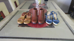 Ladies shoes & Boots...for sale