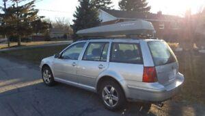 2003 VW Jetta TDI Wagon 5spd, leather, sunroof, 262k