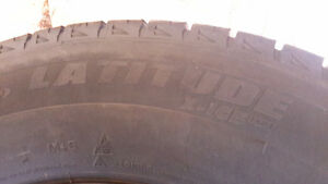 Winter tires & rims- Michelin xi2 on rims and TPM, GMC, CHEVY Kitchener / Waterloo Kitchener Area image 5