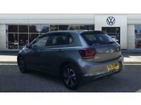 2021 Volkswagen Polo 1.0 TSI 95 Match 5dr DSG Petrol Hatchback Auto Hatchback Pe