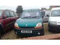 2000 Renault Kangoo 1.4 Alize Ltd Edn