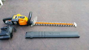 Worx 56volts Coupe Haie / Hedge Trimmer