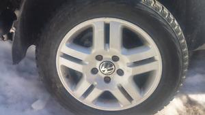 2006 vw touareg oem wheels