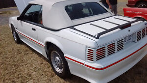 1987 Ford Mustang GT Autre